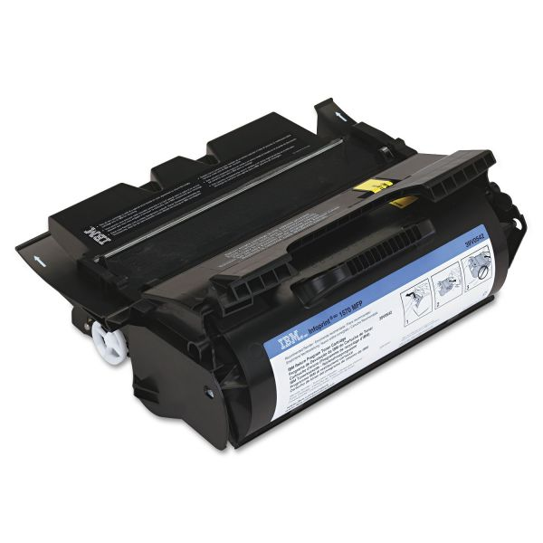 InfoPrint Solutions Company 39V0542 Toner, 10000 Page-Yield, Black
