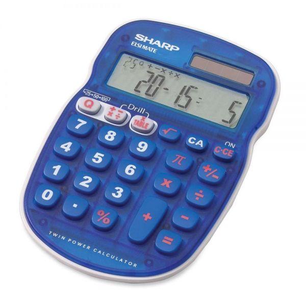 Sharp Calculators Sharp ELS25 Quiz Calculator