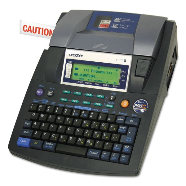 Brother P-Touch PT-9600 Label Printer