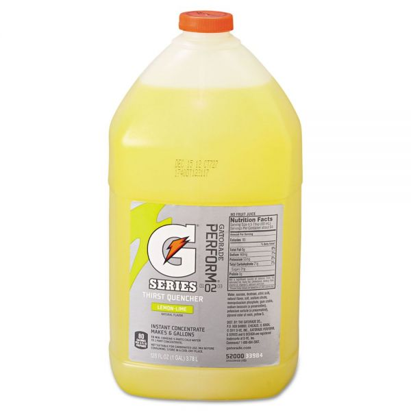 Gatorade Yellow Liquid Concentrate