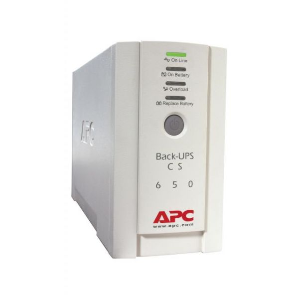 APC Back-UPS CS 650VA 230V For International Use
