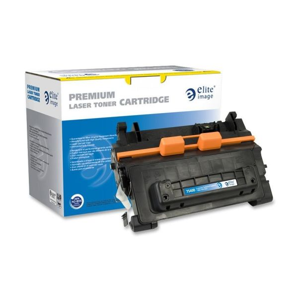 Elite Image Remanufactured HP 64A (CC364A) Toner Cartridge