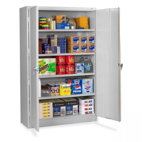 Tennsco Assembled Jumbo Steel Storage Cabinet