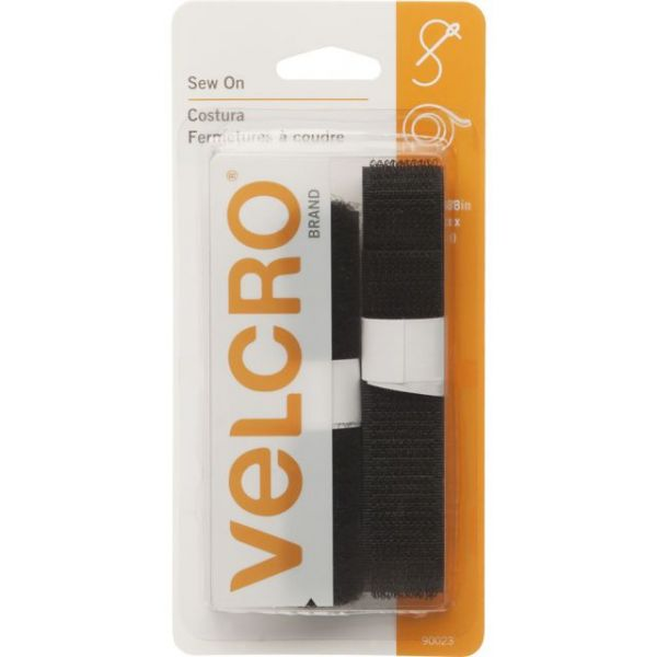 "VELCRO(R) Brand Sew-On Tape 5/8""X12"""