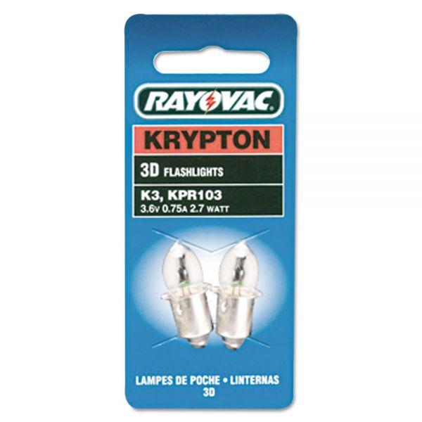 Rayovac 37622 Krypton Bulb,