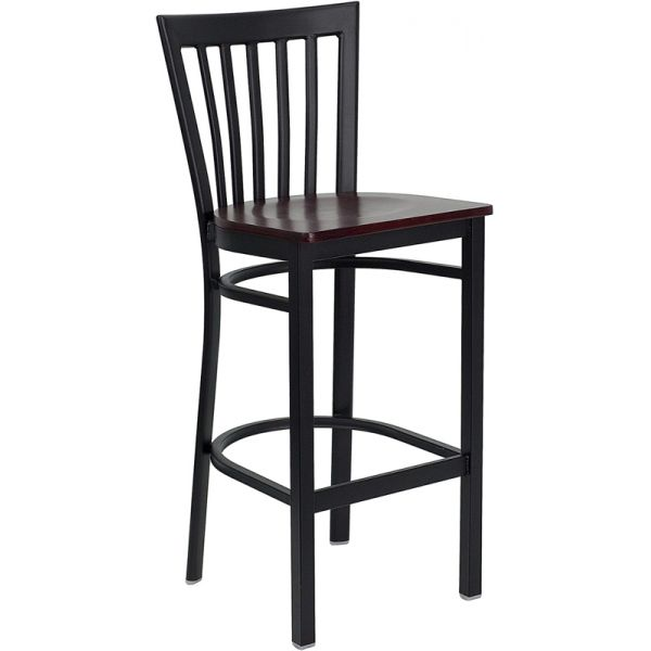 Flash Furniture HERCULES Series School House Back Barstool