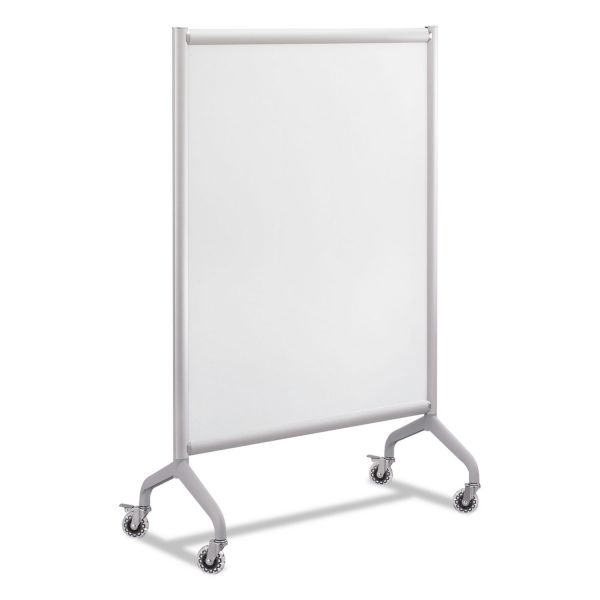 Safco Rumba Mobile Double-Sided Magnetic Dry Erase Easel