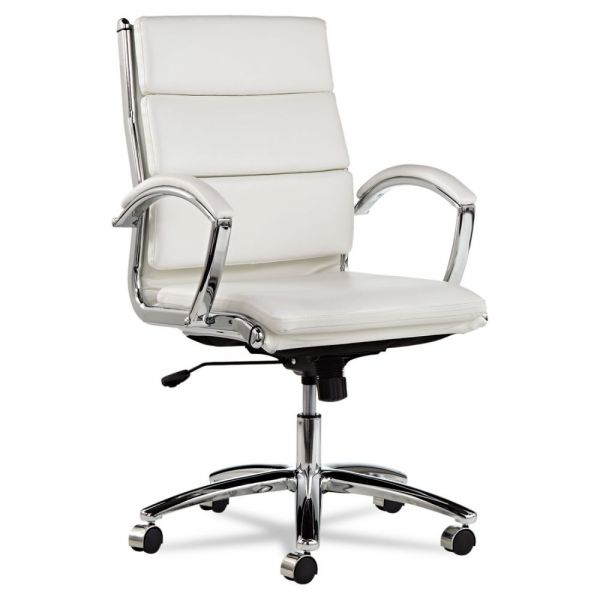 Alera Neratoli Mid-Back Swivel/Tilt Office Chair
