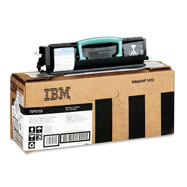 IBM 75P5709 Black Toner Cartridge