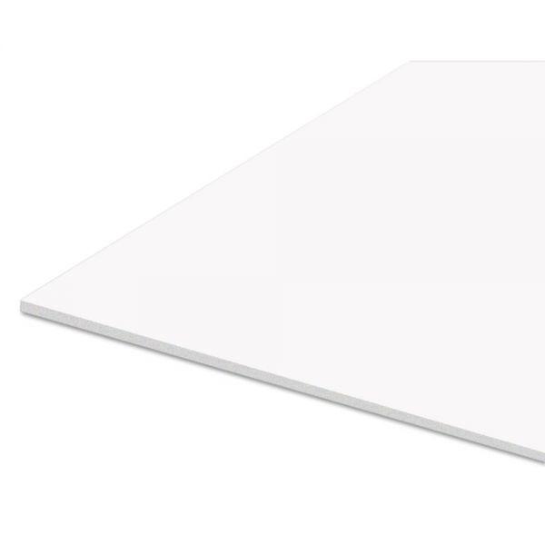 Royal Brites Foam Grid Board, 11 x 14, White, 2/Pack