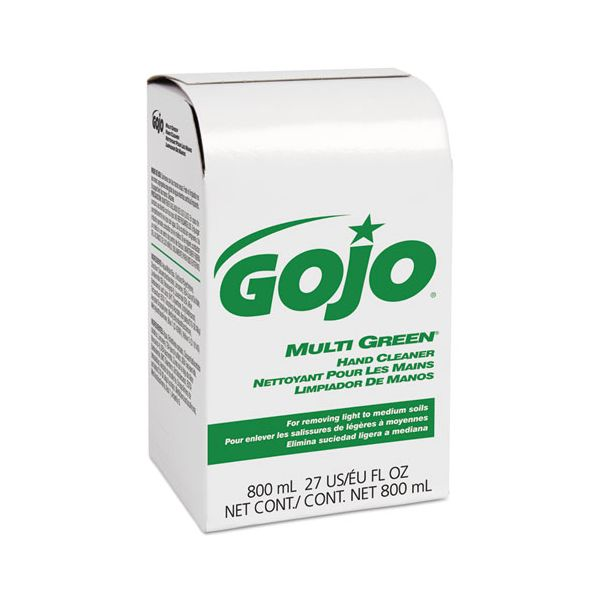 GOJO MULTI GREEN Bag-in-Box Hand Soap Refill