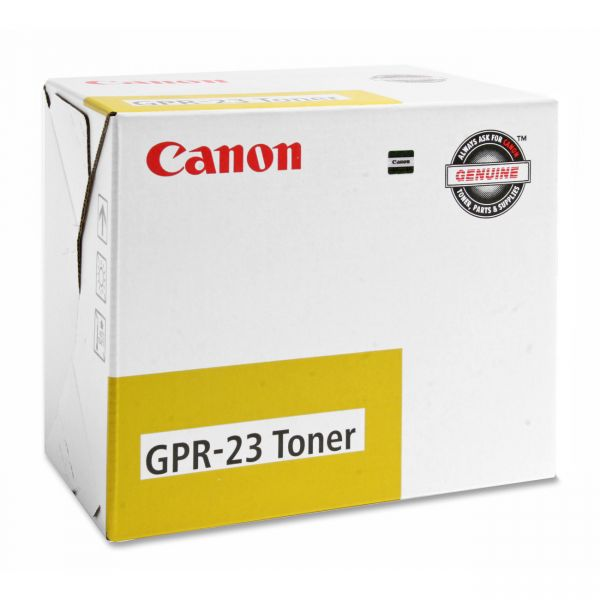 Canon GPR-23 Yellow Toner Cartridge (0459B003AA)