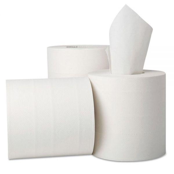 Wausau Paper EcoSoft Center Pull Paper Towel Rolls