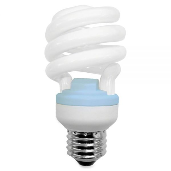 GE Lighting Reveal CFL 13 watt T3 Spiral Bulb