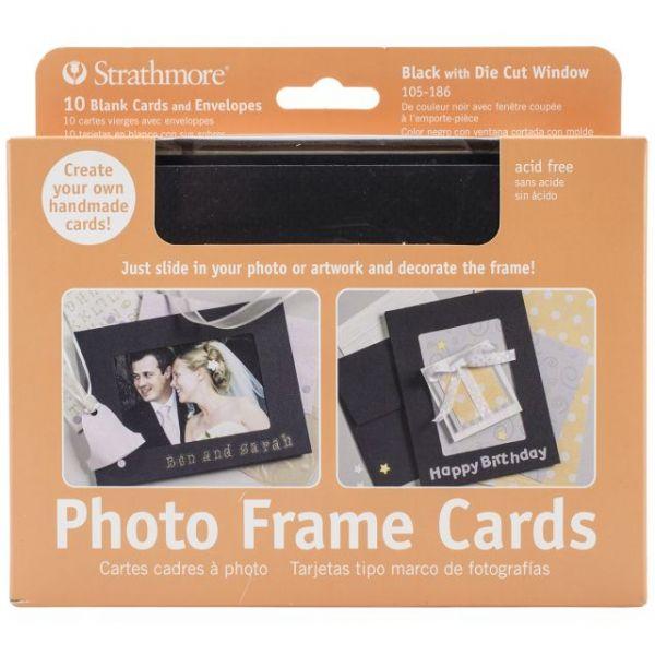 """Strathmore Cards & Envelopes 5""""X6.875"""" 10/Pkg"""