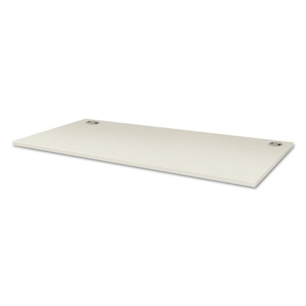 HON Voi Rectangular Worksurface, 60w x 30d, Brilliant White