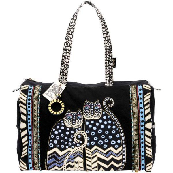 "Travel Bag Zipper Top 21""X8""X14"""