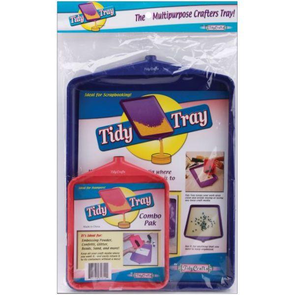 Tidy Tray Combo 2/Pkg