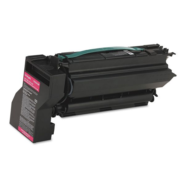 Lexmark 15G042M Magenta High Yield Return Program Toner Cartridge