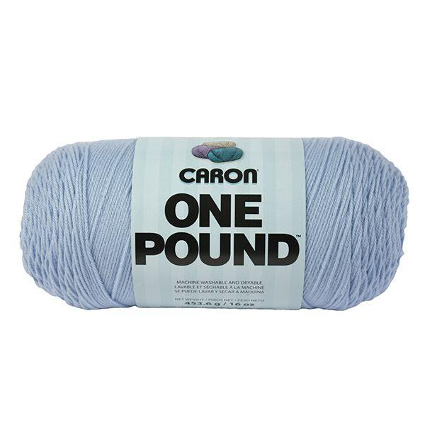 Caron One Pound Yarn - Sky Blue