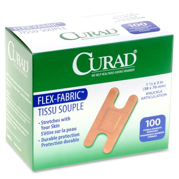 Medline Comfort Cloth Adhesive Bandages