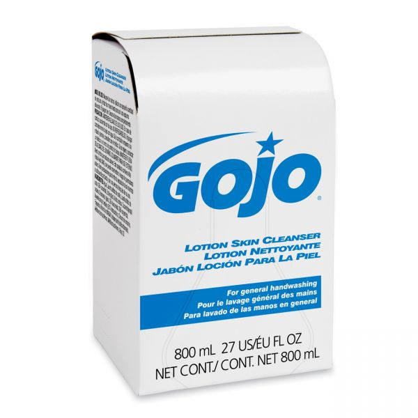 GOJO Bag-In-Box Lotion Hand Soap Refills