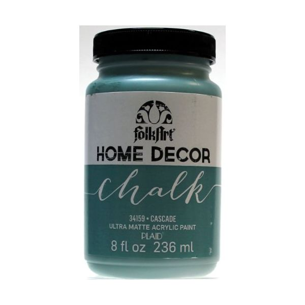 FolkArt Home Decor Cascade Chalk Paint