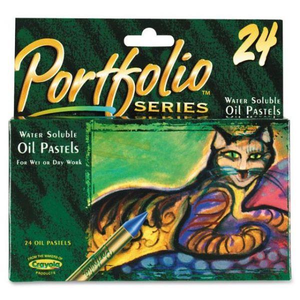 Portfolio Series Water Soluble Oil Pastels
