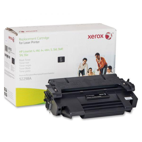 Xerox Remanufactured HP 98A Black Toner Cartridge