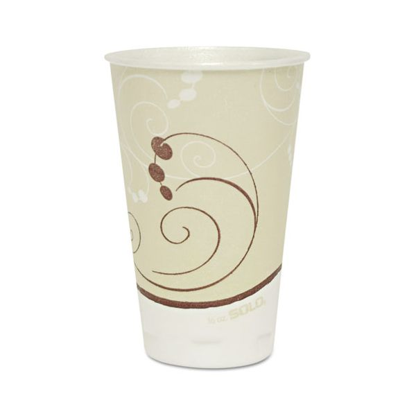 SOLO Cup Company Dual Temperature 16 oz Coffee Cups