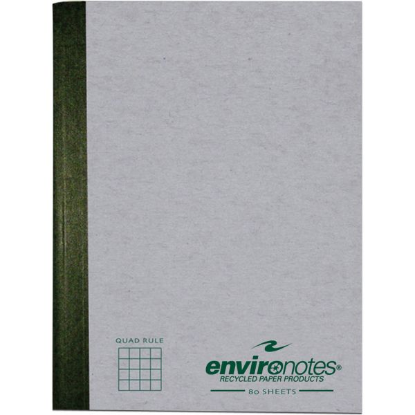 Roaring Spring Recycled 80 Sheet Composition Book