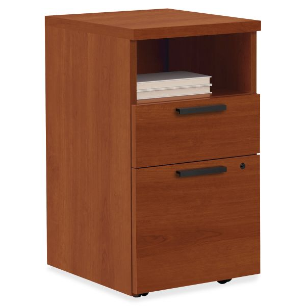 HON Shelf/Box/File Mobile Pedestal