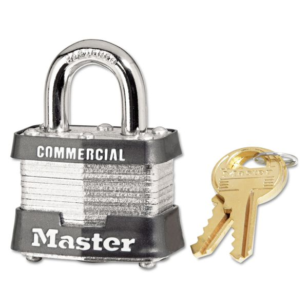 Master Lock 4-Pin Tumbler Locks