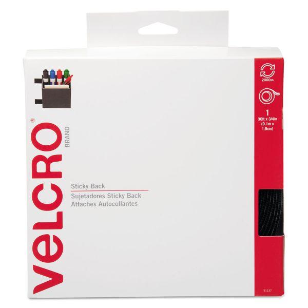 Velcro Sticky Back Hook and Loop Fastener