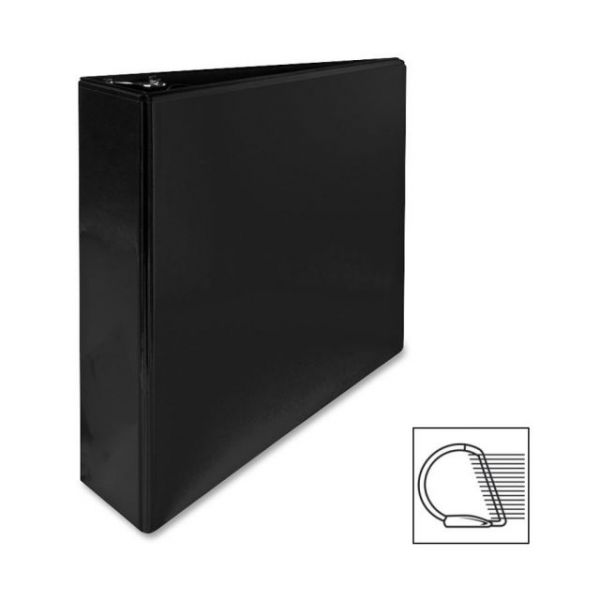 "Sparco Deluxe 2"" 3-Ring View Binder"