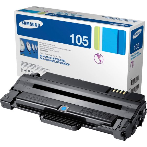 Samsung 105 Black Toner Cartridge