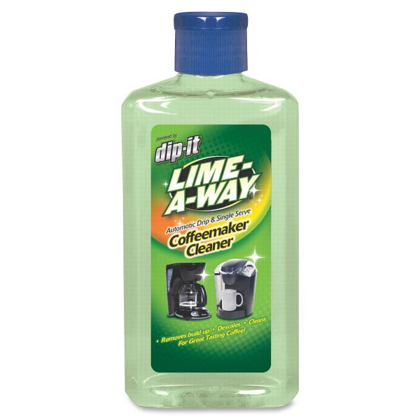 Dip-It Lime-A-Way Coffeemaker Cleaner