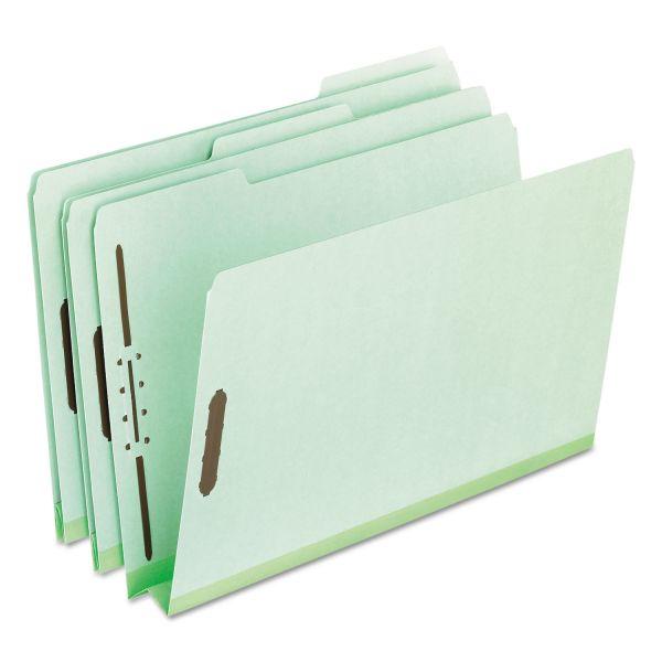 Pendaflex Pressboard File Folders With Fasteners