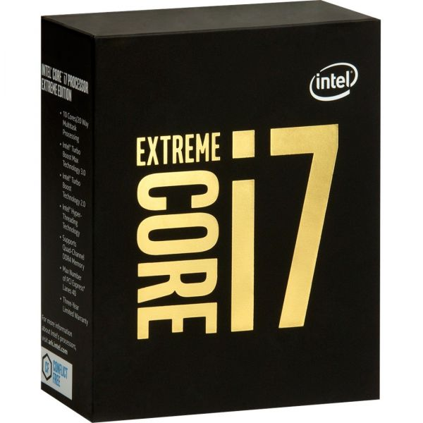 Intel Core i7 i7-6850K Hexa-core (6 Core) 3.60 GHz Processor - Socket LGA 2011-v3 - Retail Pack