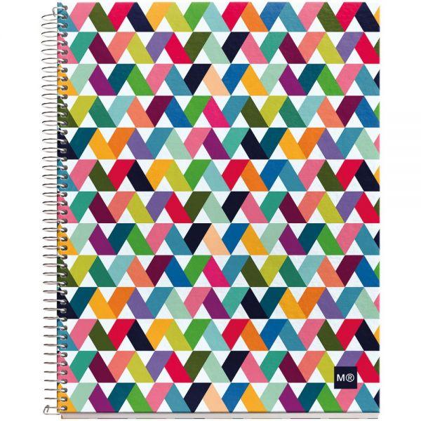 "Spiral-Bound Ruled Notebook 8.5""X11"""