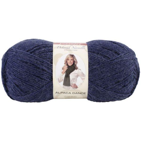 Deborah Norville Collection Alpaca Dance Yarn - Blueberry