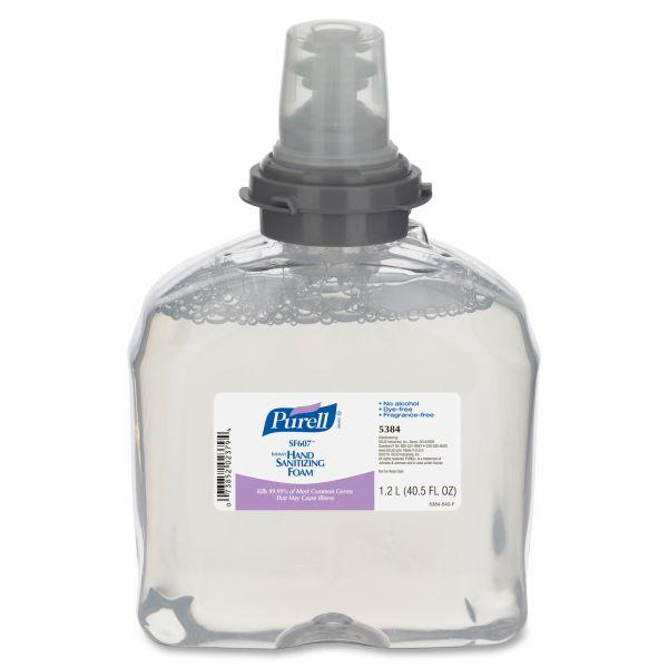 PURELL SF607 Foam Instant Hand Sanitizer Refills