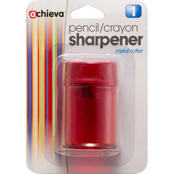 Officemate Manual Pencil/Crayon Sharpener