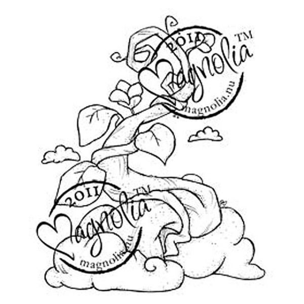 """Princes & Princesses Cling Stamp 6.5""""X3.5"""" Package"""