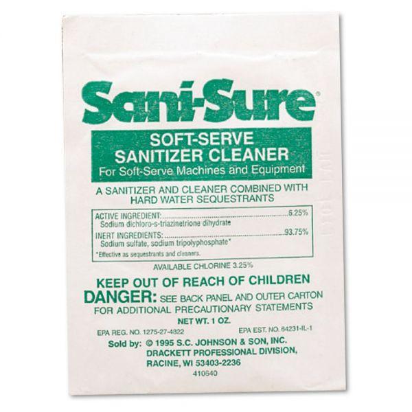 Diversey Sani Sure Soft Serve Sanitizer & Cleaner