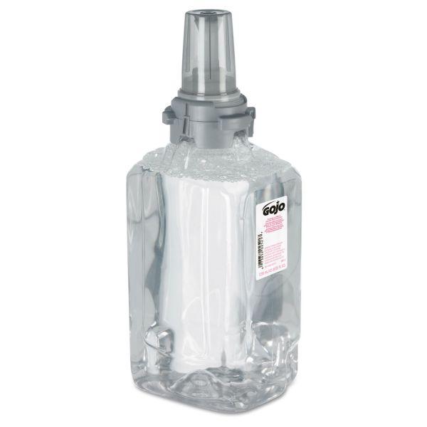 Gojo ADX-12 Clear & Mild Foam Hand Soap Refill