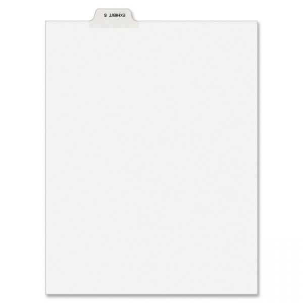Avery Individual Bottom-Tab Legal Index Dividers