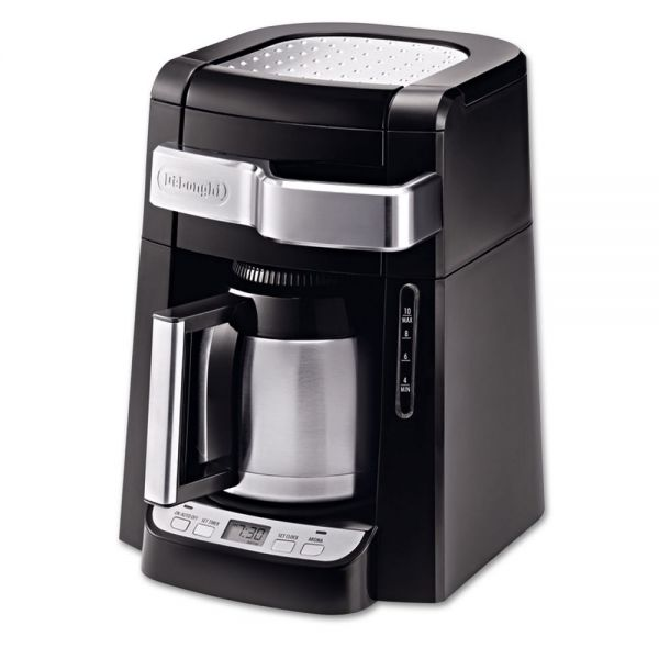 DeLONGHI Frontal Access Coffee Maker