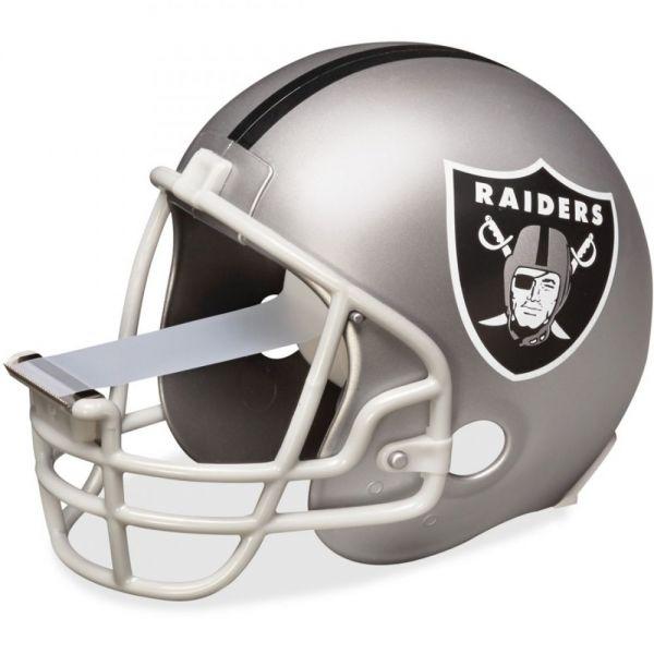 Scotch Oakland Raiders NFL Helmet Tape Dispenser