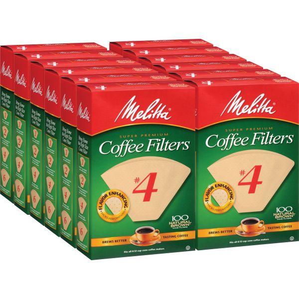 Melitta Basket Style Coffee Filters